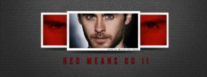 FB cover Jared Leto hugo boss red 2013 by lovelives4ever