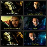 Loki~thor and thor the dark world~ edit by abbywabby1204