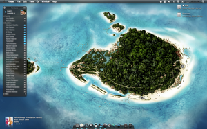 I Want Vacations Desktop by juanra