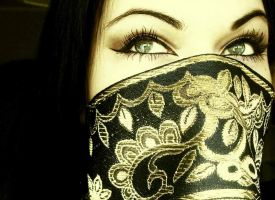 arabian eyes II by Gayfruit
