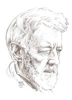 ALEC GUINNESS in 20 mins by MalevolentNate