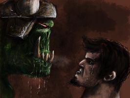 Face Off by cocco91