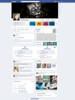 Facebook Resume/CV by Chadski51