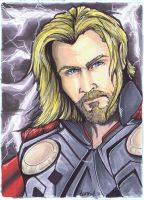 Thor by BankyOne