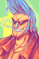 Super Franky by Chiyo-chi