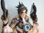 Tracer Papercraft by Avrin-ART