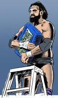 Damien Sandow 3 by jkipper