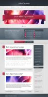 Studio/blog theme design by nodethirtythree