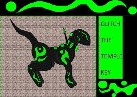 Glitch the temple key by pd123sonic