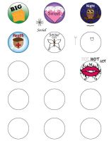 Circle Illustrations Progress by KCCreations