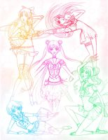 Sailor Moon Redo by Firefly-Raye
