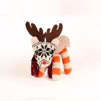 Deuce the Moose -- 02 by MissCamy
