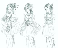 dresses 1 by gowithMYflo
