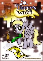 Derpy's Wish: COVER by NeonCabaret