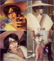 Bayonetta 2 cosplay by Megutan