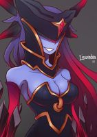 Lissandra  Bloodstone by LataeDelan