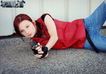 Dead On The Mark-Claire Redfield Cosplay by Hamm-Sammich