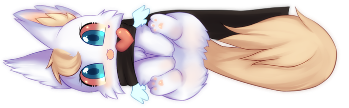 Angel Kitty Banner by BrandiMuffin