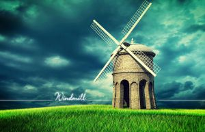 Windmill by N0tisme