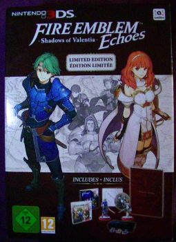 Got Fire Emblem Echoes Special Edition! by GamefreakDX
