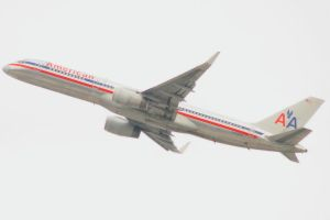 LAX 09 AA 757-200 by Atmosphotography