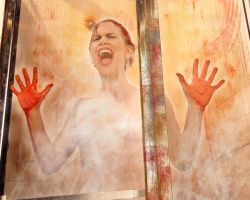 Blood Shower by miaphoto