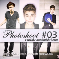 Justin Bieber Photoshoot #3 by PaolaM