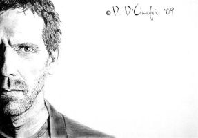 Dr. House by Wetzel217