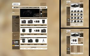 Online Shop by yonko-design