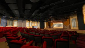 Japan Foundation Auditorium by Buabeh