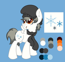 Snow Bound Adopt by Crazypurplebat