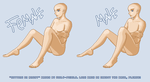"""""""Sitting In Angst"""" Base-set by Miily-Pixels"""