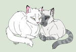 Dacetail: Free Warrior Cats Breedable:Closed by RollDown