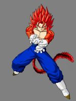 Vegetto ssj7 by theothersmen