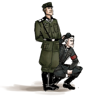 GERMANS by deckthisout