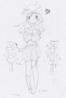 Adopt Puffy: 10 Points by Asuna---Chan