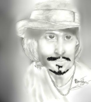 Johnny Depp by MorriStar