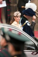 Kate, Duchess of Cambridge by Coquin