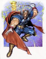 Beta Ray Bill by Reverie-drawingly