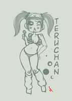 Teruchan pop by Mizers