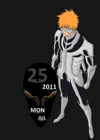 rainmeter bleach by S4Pabl0