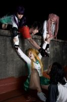 HIGHSCHOOL OF THE DEAD. by Candustark