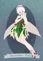 December Fairy by cindre