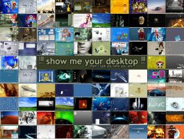 Show me your desktop by onlyx