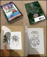 -DitD Book Proof Copy!- by Silvolf