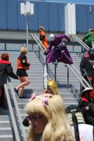 Naruto Gathering: Moon's Eye Tobi - Jump by miss-a-r-t