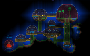 Terraria Sealab by WindStricken