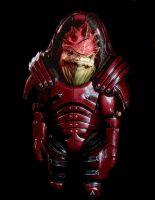 Wrex by wargaron