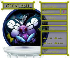 Great Hall : Xiacantan : PKMNation by VoxRobotics