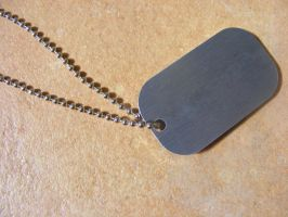 dog tag stock 4 by hatestock